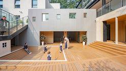 Escuela IBG / HIBINOSEKKEI + Youji no Shiro + Kids Design Labo