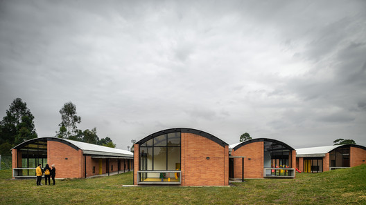 El Porvenir Children Center / Taller Síntesis