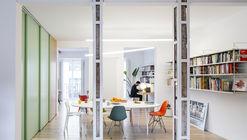 Departamento para un soltero en Madrid / gon architects + Ana Torres