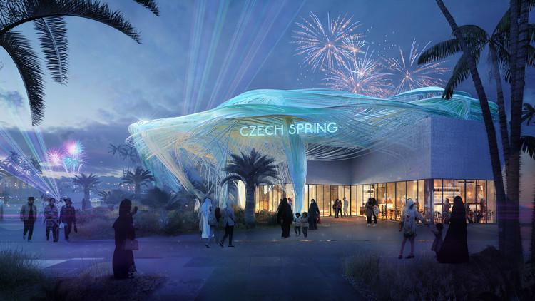 The Czech Republic Pavilion at Expo 2020 Dubai Reveals Desert Cultivation Technologies, Courtesy of Formosa AA