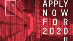Study at Gropius' Bauhaus Dessau - Call for Submissions