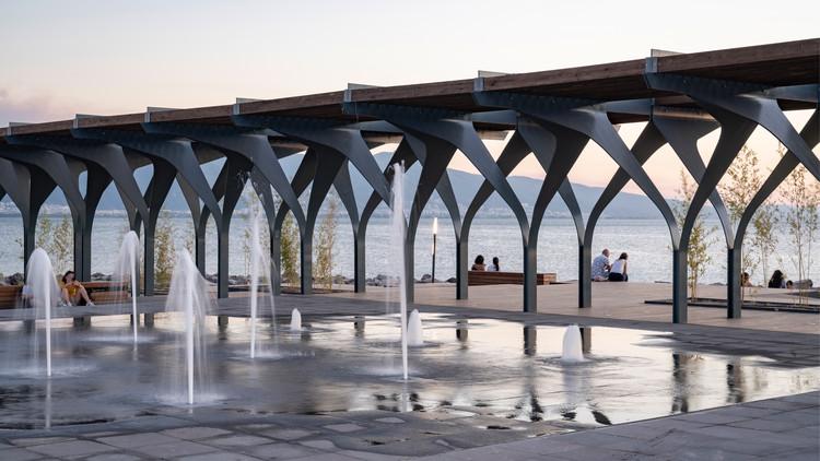 Pavilion by the Sea / Studio Evren Başbuğ, © Yercekim Architectural Photography