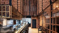 Restaurante Fogón / Hitzig Militello Arquitectos