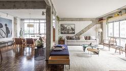 Apartamento dos Vergalhões  / Casa100 Arquitetura