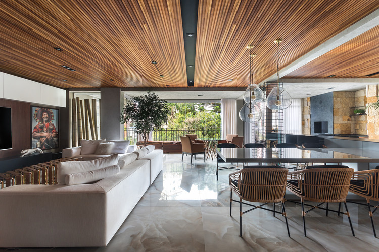 Apartamento BFB / Moca Arquitetura, © Eduardo Macarios
