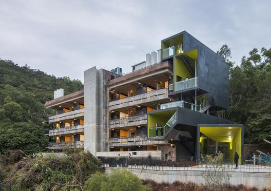 Shenzhen Mingde Academy / O-office Architects