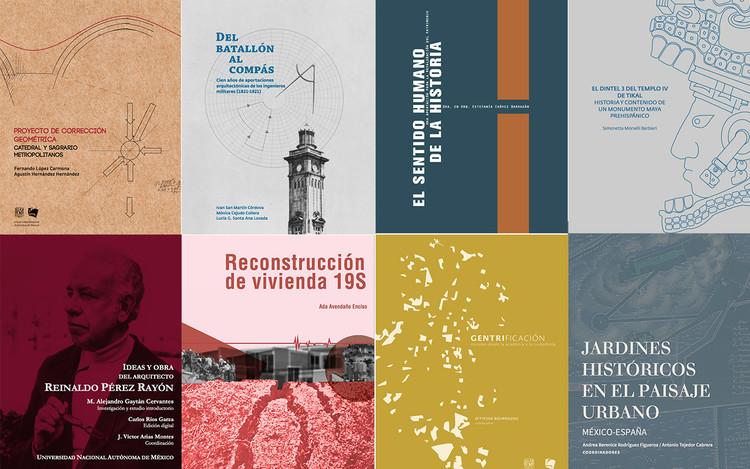 Descarga gratis publicaciones de arquitectura editadas por la Universidad Nacional Autónoma de México , vía Universidad Nacional Autónoma de México