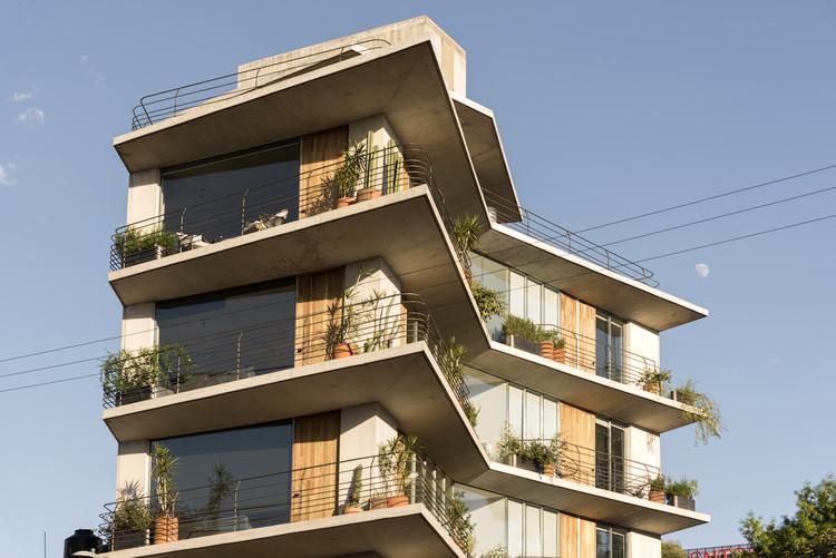 Edificio Argáez / Taller de Arquitectura X - Alberto Kalach, © Jaime Navarro