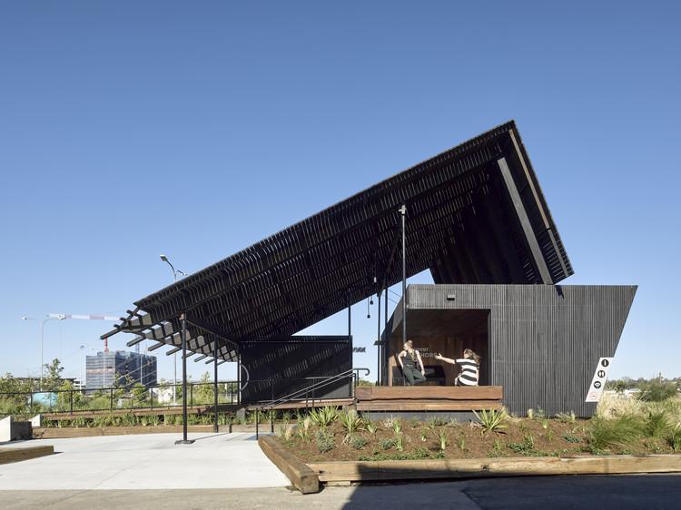 Northshore Pavilion / Anna O'Gorman Architecture, © Christopher Frederick Jones