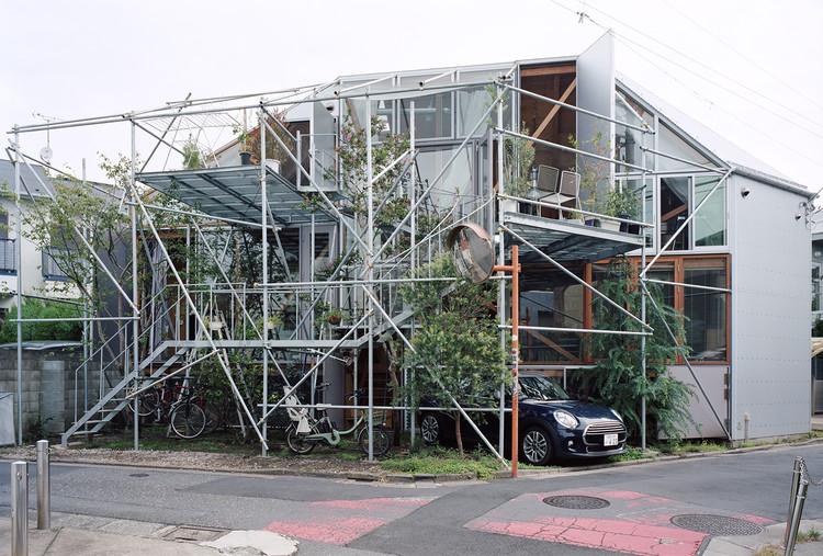 Daita2019 House / Suzuko Yamada Architects, © Yurika Kono