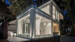 Oficina X-ROOM / Zai Yu Space Design