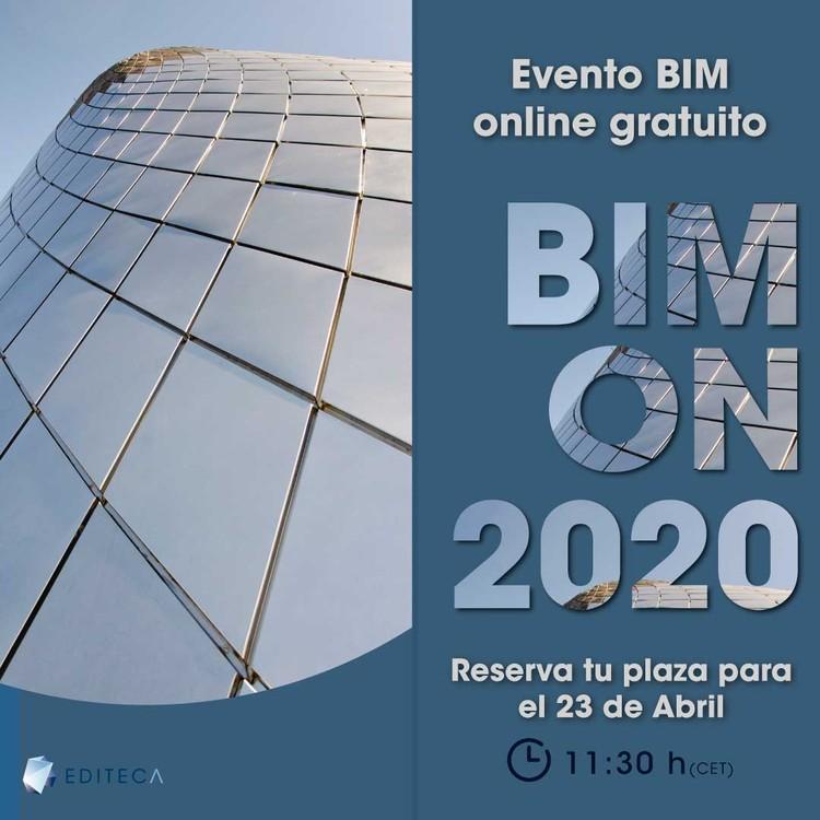 BIMON - 2020, BIMON -2020 - Evento Gratuito Online sobre BIM