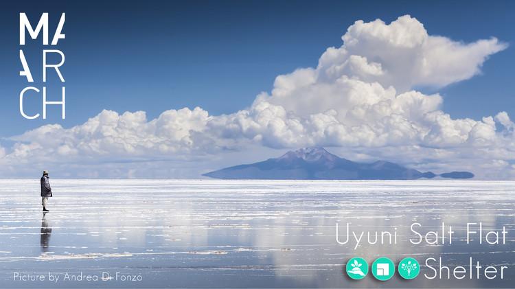 Concurso de ideas 'Uyuni Salt Flat Shelter', Andrea Di Fondo