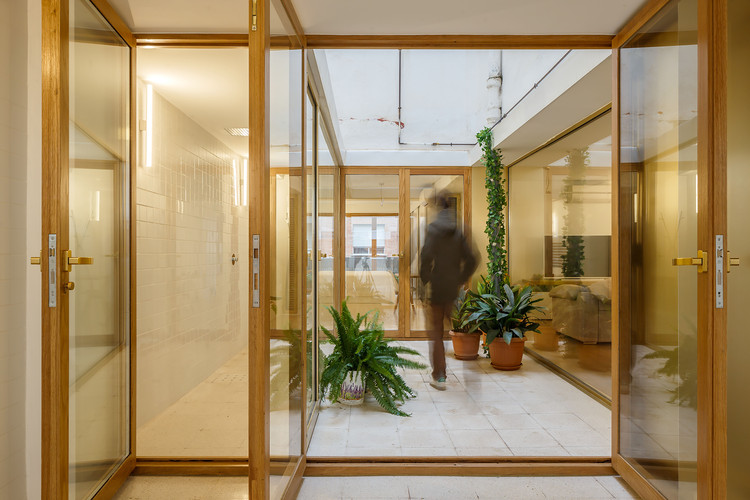 Apartamento CRL / RAUM 4142 Architecture Office + Javier Cabanes, © Alejandro Gómez Vives