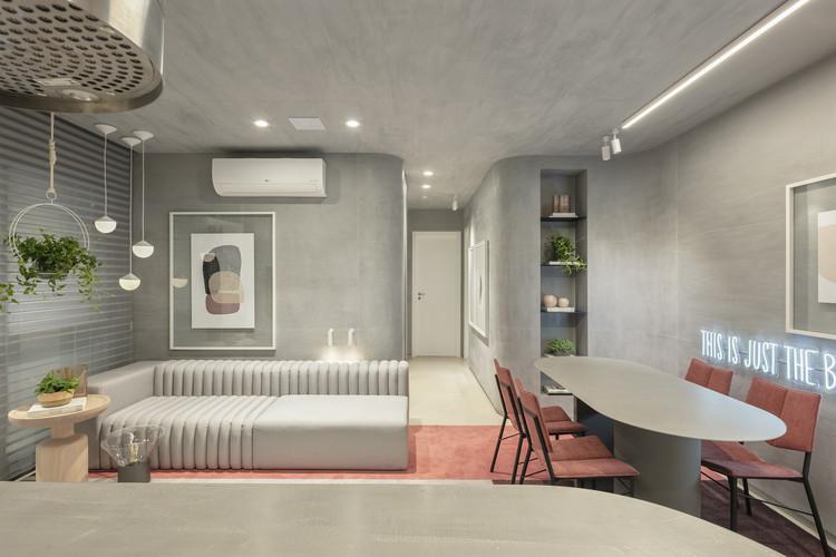 Apartamento Arch 78 / Bohrer Arquitetura, © Fellipe Lima