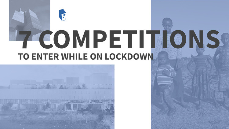 7 Competitions to Enter While on Lockdown