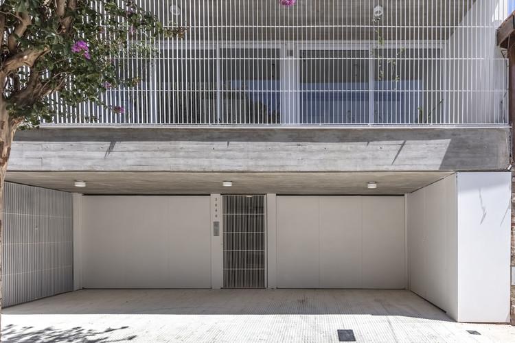 Edificio M3646 / Arqtipo + Natalia Rapisarda, © Federico Kulekdjian