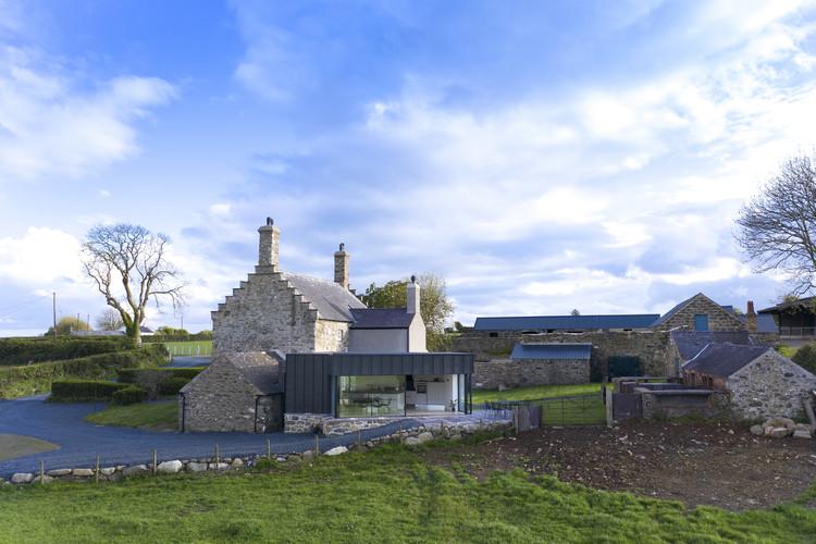 Plas Gwyn Farmhouse Restoration Donald Insall Associates Archdaily