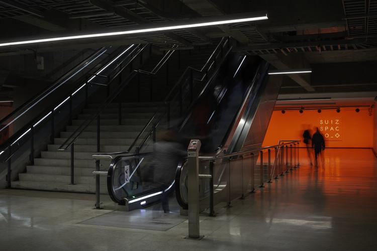 Instalación Suizspacio / UMWELT, © Felipe Ugalde