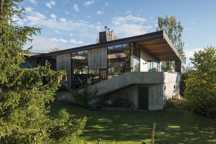 Bolig DoB House  / Lie Oyen arkitekter, © Jonas Adolfsen