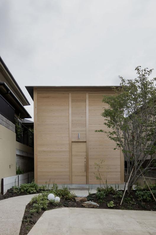 FI   Front 1 - Casa Ogimachi / Tomoaki Uno Architects