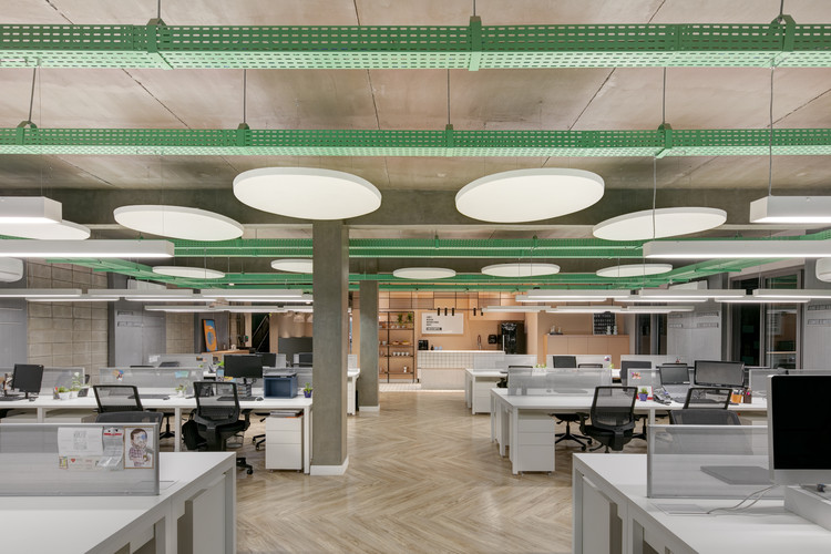 Escritório Construtora Vanguard / Bohrer Arquitetura, © Fellipe Lima