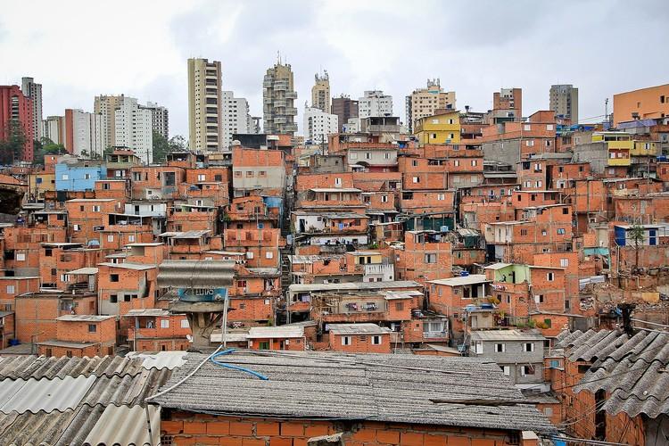 O que Paraisópolis pode ensinar ao Morumbi, Paraisópolis. Imagem de Vilar Rodrigo, sob licença CC BY-SA 3.0