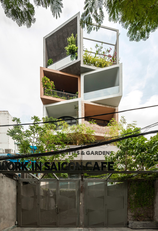 Cities & Gardens / ROOM+ Design & Build | ArchDaily