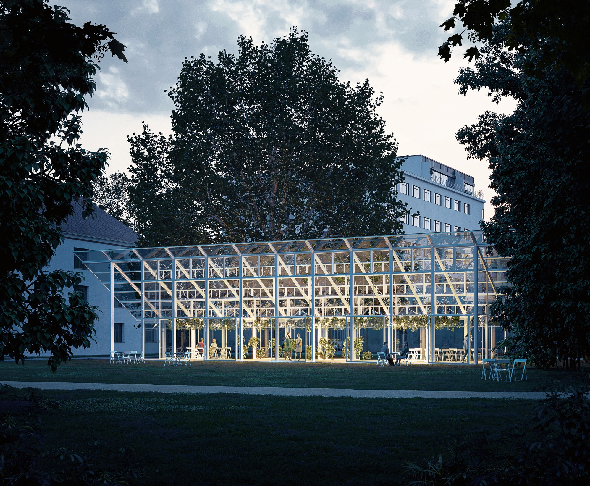 CHYBIK + KRISTOF to Bring Gregor Mendel's Historic Greenhouse to Life