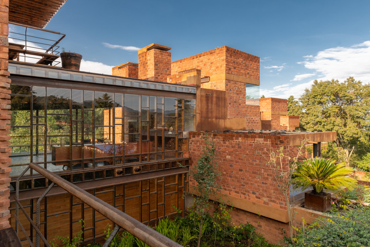 Barranca Valle Houses / Taller de Arquitectura X / Alberto Kalach + Iván Ramírez, © Jaime Navarro