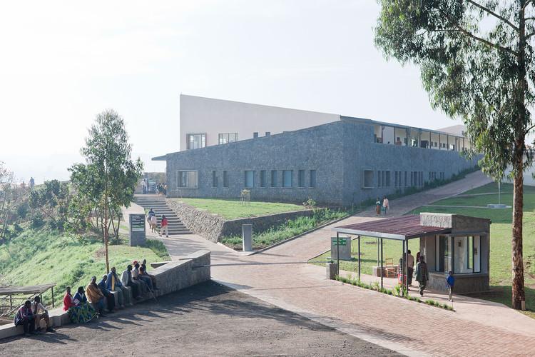 Hôpital de Butaro. Image © Iwan Baan