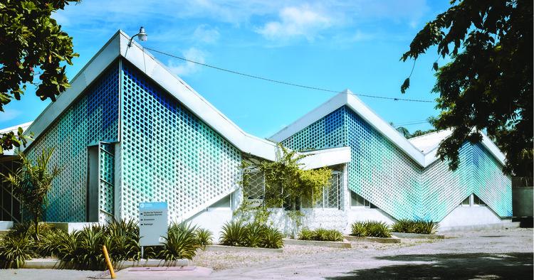 Centre de traitement du choléra de Gheskio. Image © Garrett Nelli
