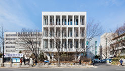 Office of Waterworks Gangseo / LIFE Architects + Rohe Architects