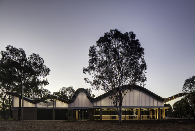 Centro comunitario Woodcroft / Carter Williamson Architects, © Brett Boardman