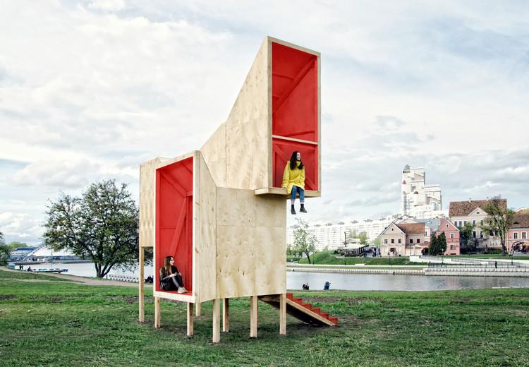 Building Belarus: Office Culture, New Designs and Pop-Ups, Courtesy of Anush Aleksanyan, Edvard Budnikov, Rastsislau Piakhouski