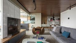 Apartamento Jardim das Perdizes  / Casa100 Arquitetura