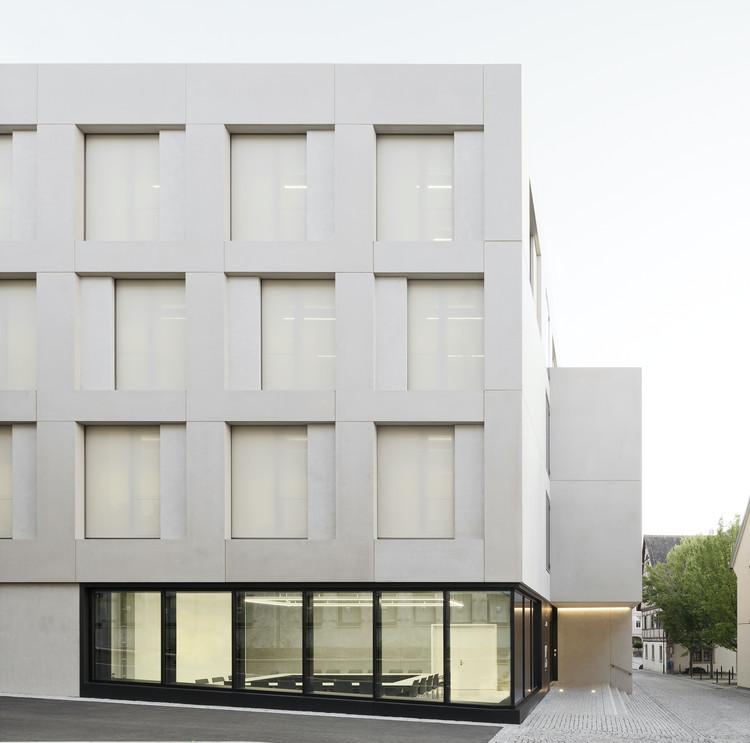 Administrative District Office Bad Kissingen / Steimle Architekten, © Brigida González