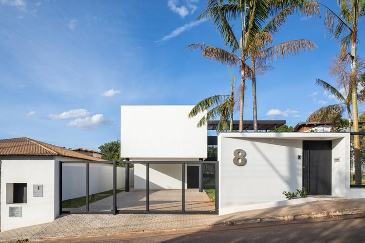 Casa 636 / CoDA arquitetos, © Haruo Mikami
