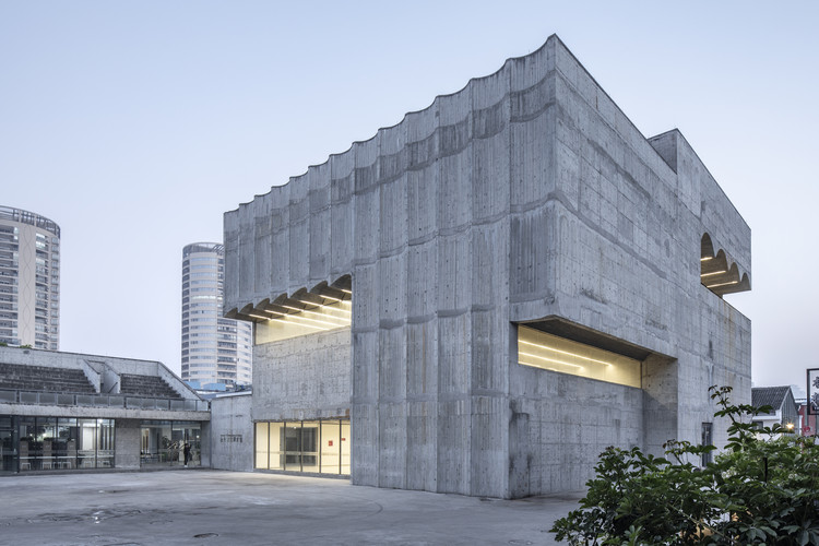 Taizhou Contemporary Art Museum / Atelier Deshaus, © Tian Fangfang