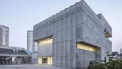 Museu de arte contemporânea de Taizhou / Atelier Deshaus