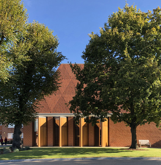King's College School Wimbledon Music School / Hopkins Architects