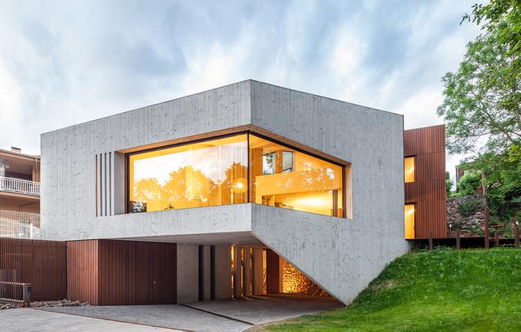 Casa Pedra do Bosque / Arnau estudi d'arquitectura, © Marc Torra