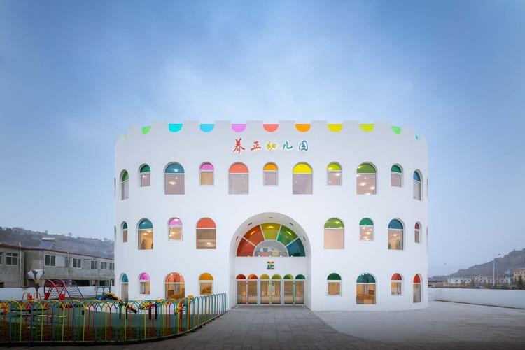 Kaleidoscope Kindergarten / SAKO Architects, © CreatAR Images