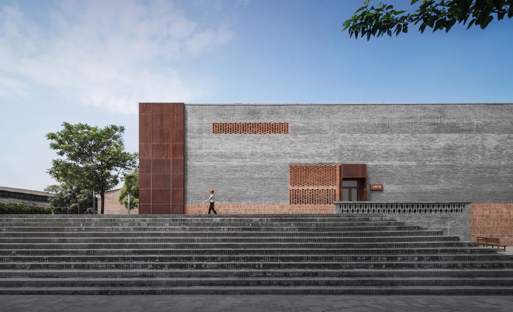 Pingyao Diesel Engine Factory Renovation / Architectural Design and Research Institute of Tsinghua University, © Shengliang Su