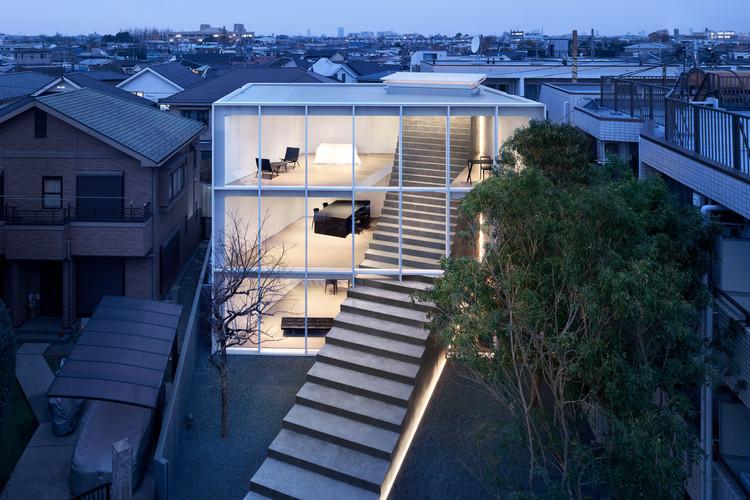 Stairway House / nendo, © Daici Ano