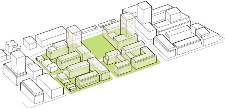 Herramienta de diseño generativo. Imagen cortesía de Sidewalk Labs