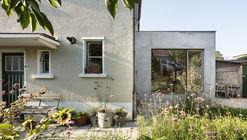 Extensión de casa en Bruselas / Atelier Tom Vanhee