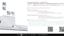 Open Call: Transformation & Rebirth — Exterior Renovation Project of Kaohsiung Museum of Fine Arts