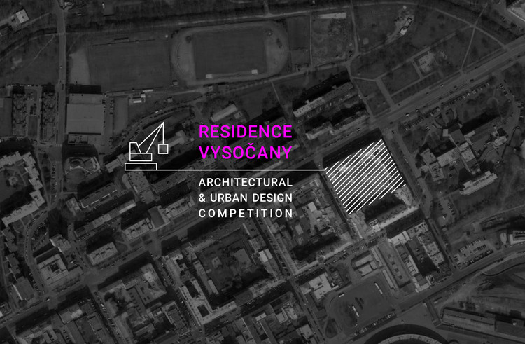 Residence Vysočany - Architectural and Urban Design Competition