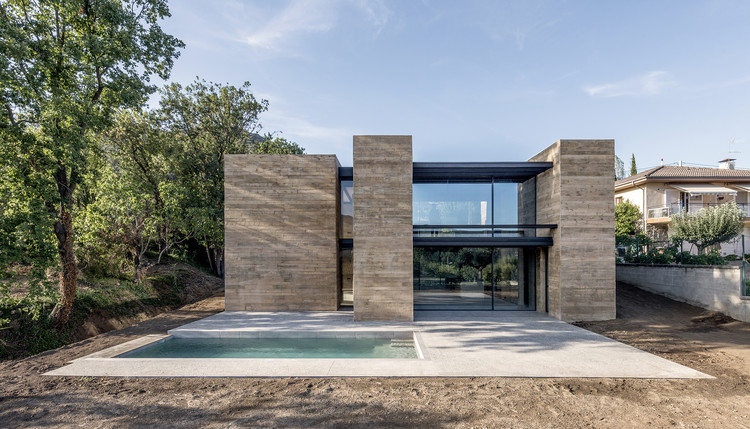 Casa MM / Atheleia Arquitectura, © Pep Sau